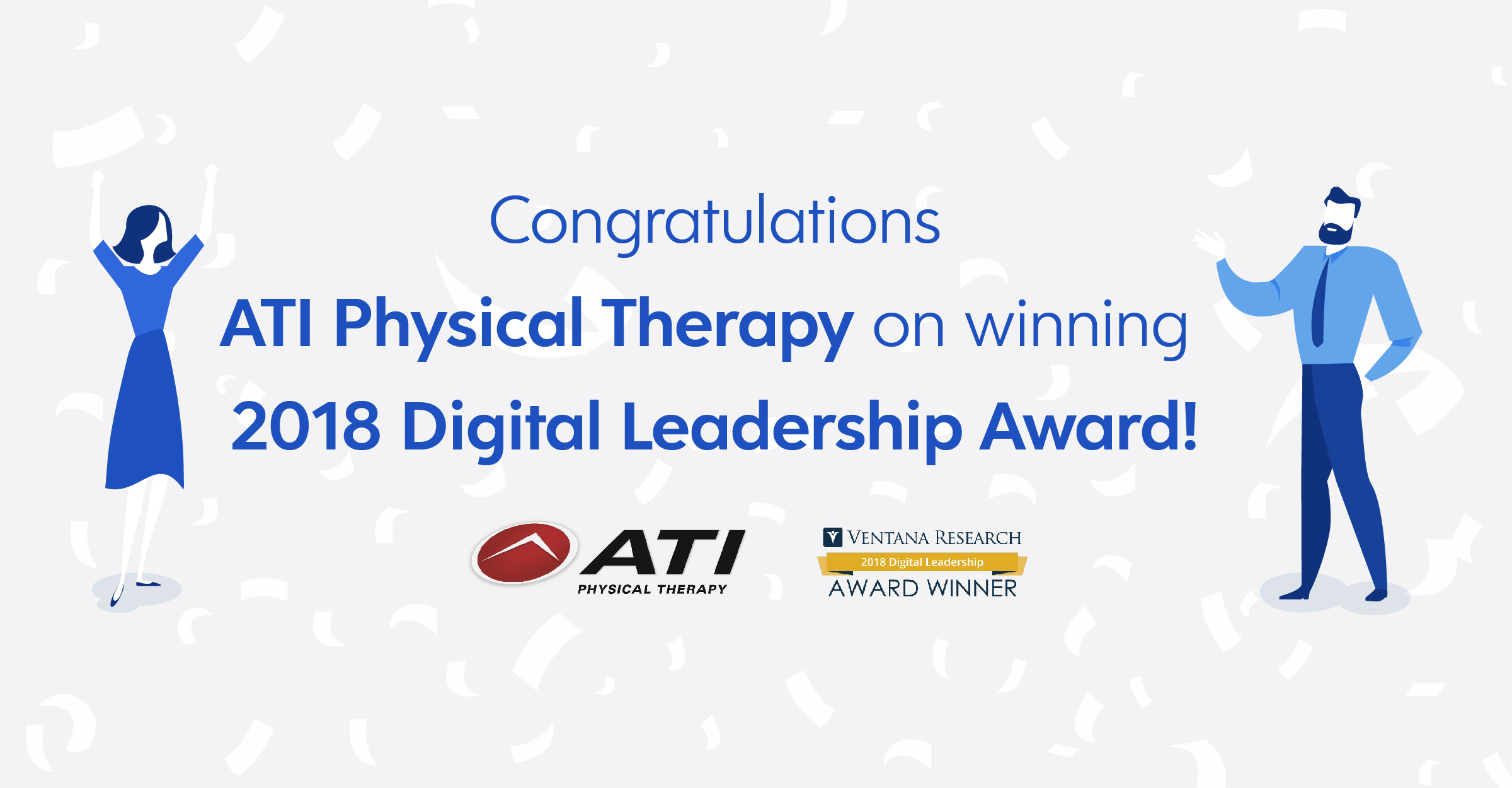 Ventana Research Recognizes ATI Physical Therapy, a Ceridian