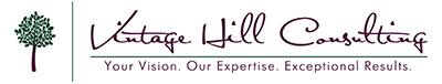 Vintage Hill Consulting logo