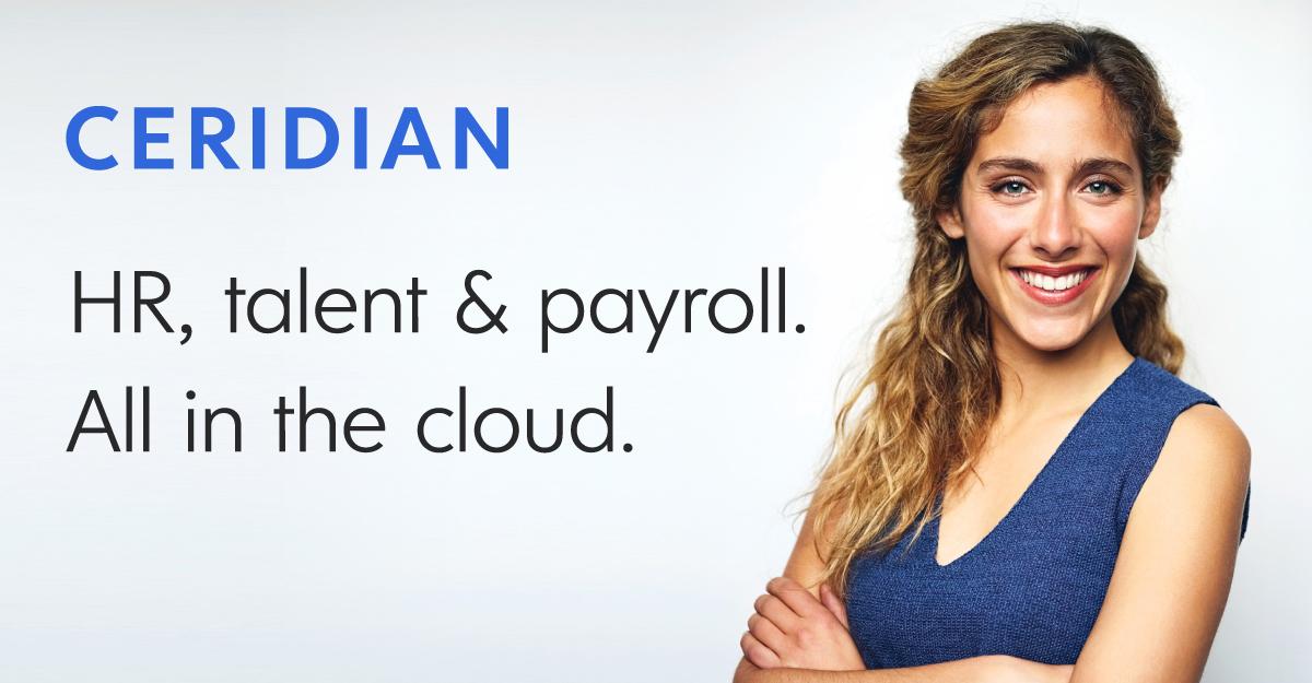 Human Capital Management   HCM Cloud Software   Ceridian