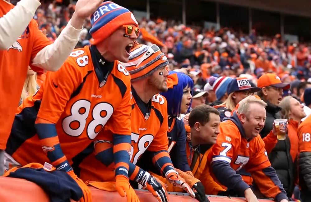 Denver Broncos find winning partnership
