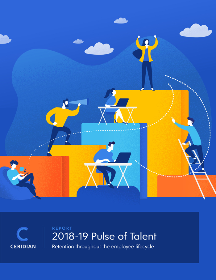 Pulse of Talent Report 2018 Report Cover Image