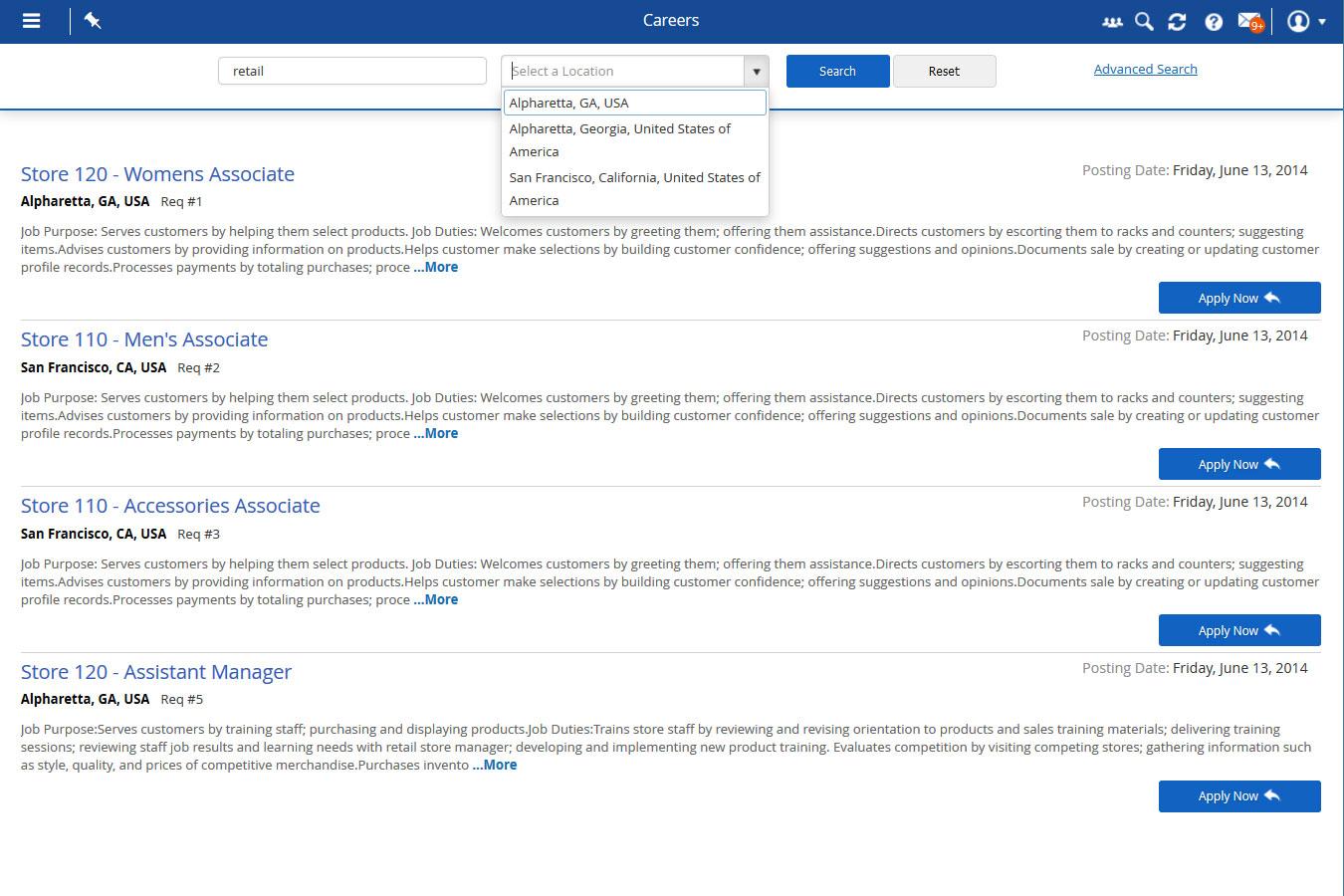 Recruitment Software - Dayforce | Ceridian